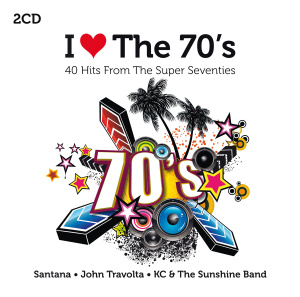 I LOVE-The 70's