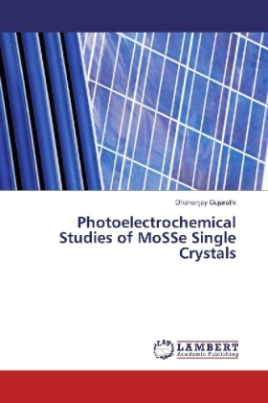 Photoelectrochemical Studies of MoSSe Single Crystals
