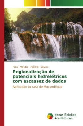 Regionalização de potenciais hidrelétricos com escassez de dados