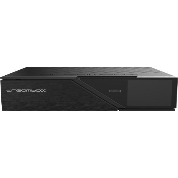 "DREAMBOX Sat-Receiver ""DM900 UHD"" (DVB-S\/S2, CI+Slot, USB Recording, Ultra HD, 500 GB Festplatte)"