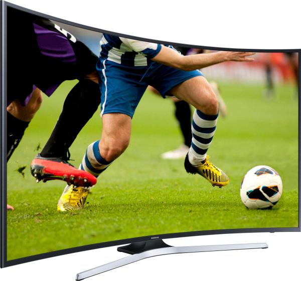 "SAMSUNG Fernseher ""UE65MU6279"" (65 Zoll, Curved, 4K Ultra-HD, LED, Smart-TV)"