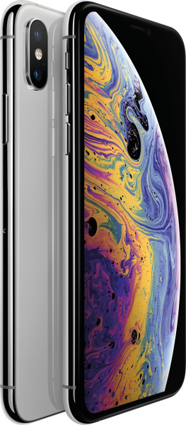 "APPLE Smartphone ""iPhone XS"" (256 GB, silber)"