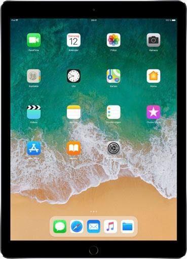 """APPLE Tablet """"iPad Pro"""" (12,9 Zoll, Wi-Fi 256 GB, grau)"""