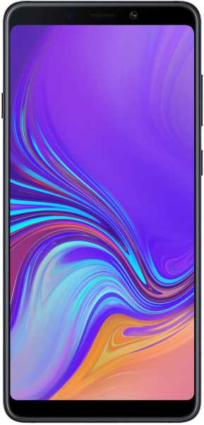 "SAMSUNG Smartphone ""Galaxy A9"" (6,3 Zoll, 128 MB, 24 MP, schwarz, 2018)"