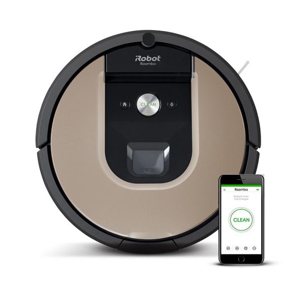 """IROBOT Saugroboter """"Roomba 966"""" (12V Akku, max. 1,25 Std Fahrzeit)"""