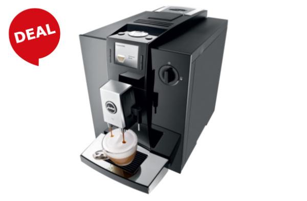 "JURA Kaffeevollautomat ""F9"" (15 bar, Aroma+-Mahlwerk)"