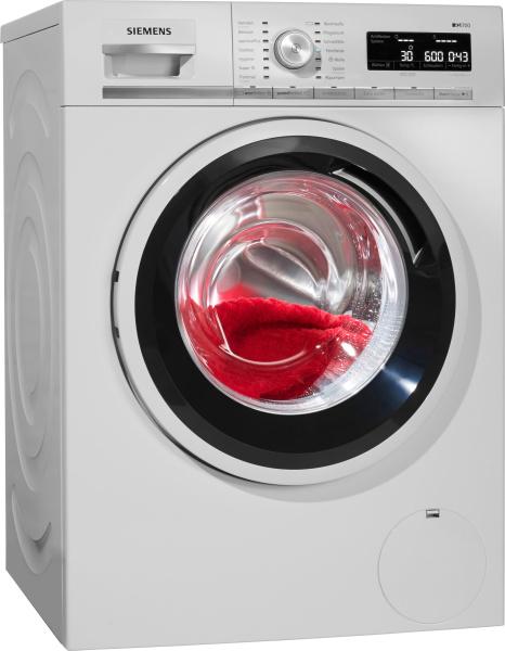 """SIEMENS Waschmaschine """"iQ700 WM14W5ECO"""" (A+++, 8 kg, 1400 U/Min)"""