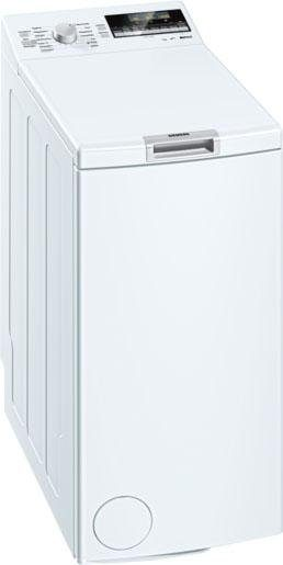 "SIEMENS Waschmaschine ""Toplader iQ500 WP12T447"" (A+++, 7 kg, 1100 U/Min)"