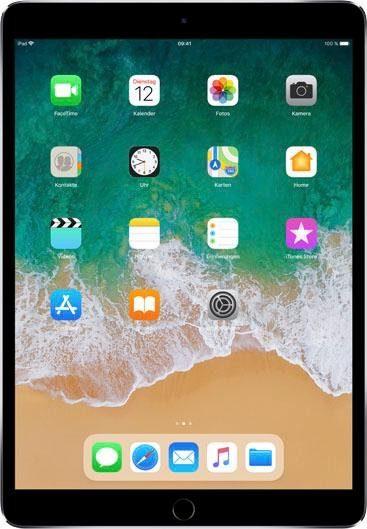"""APPLE Tablet """"iPad Pro"""" (10,5 Zoll, Wi-Fi 256 GB, grau)"""
