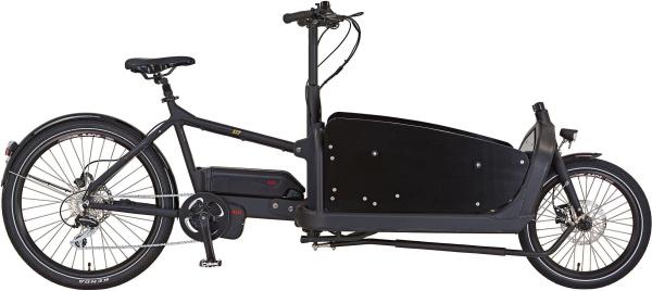 """PROPHETE E-Bike """"Cargo 2.0"""" (26 Zoll, RH 48, Transportbox, Mittelmotor)"""