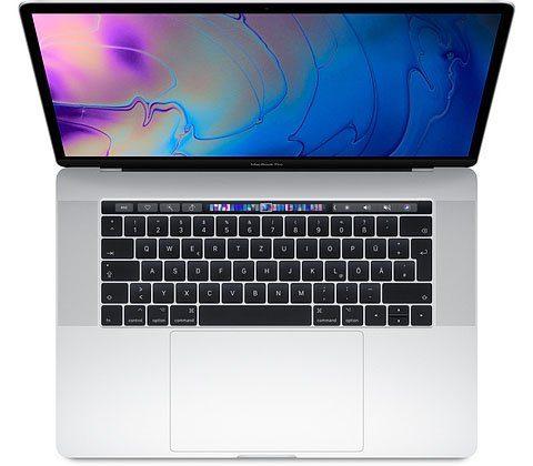 "APPLE Notebook ""MacBook Pro"" (i7, 15 Zoll, Pro 555X, Touch Bar, 16 GB RAM, 256 GB SSD, 2019)"