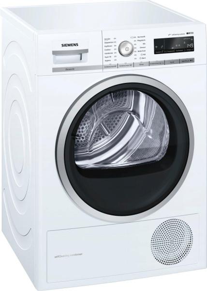 "SIEMENS Wärmepumpentrockner ""iQ700 WT7WH540"" (A+++, 8kg, Home Connect)"