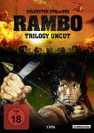 Rambo Trilogy - Remastered (FSK 18)