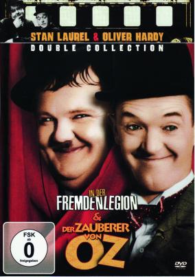 Laurel & Hardy - Double Collection - In der Fremdenlegion & der Zauberer von OZ