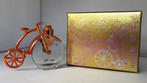 Go Chic Rose Gold Eau de Parfum für Sie -vUa-