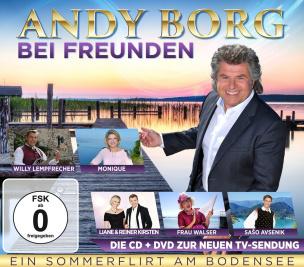 Andy Borg bei Freunden - Ein Sommerflirt am Bodensee