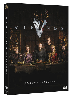 Vikings - Staffel 4 Volume 1