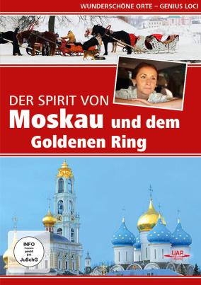Der Spirit von Moskau und dem goldenen Ring