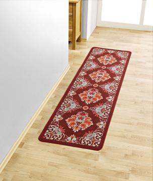 Teppich mit Lilien
