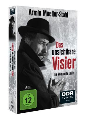 Das unsichtbare Visier - Box (DDR TV-Archiv)