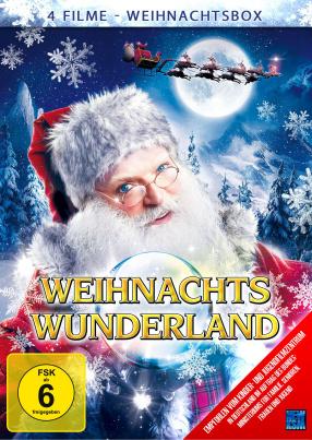 Weihnachtswunderland - 4 Filme Edition