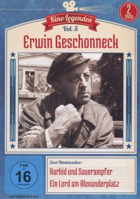Kino-Legenden: Erwin Geschonneck Vol. 5