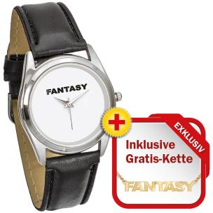 Fantasy Armbanduhr + GRATIS Fantasy Halskette