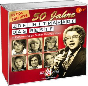 50 Jahre ZDF Hitparade - Das Beste