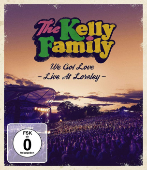 We Got Love-Live At Loreley Blu-ray