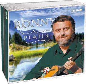 Ernst Mosch-Winterreise durch Böhmen + Ronny-Platin plus GRATIS Gedenkteller