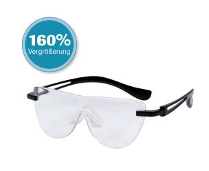 Vergrößerungsbrille Zoom Magix