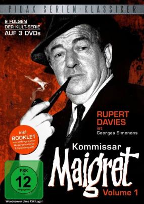 Kommissar Maigret - Vol.1