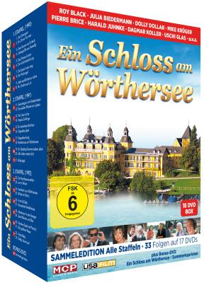 Ein Schloss am Wörthersee - Sammeledition