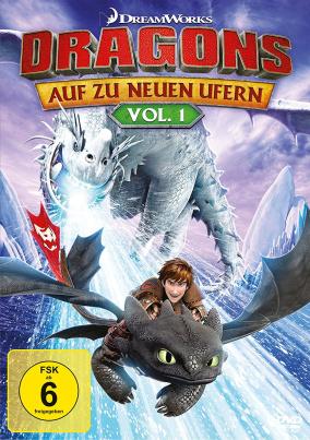 Dragons - Auf zu neuen Ufern Vol.1