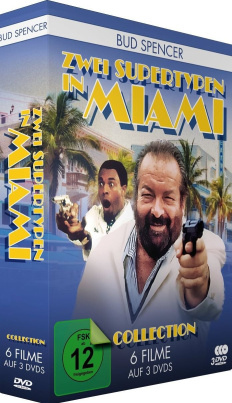 Bud Spencer: Zwei Supertypen in Miami