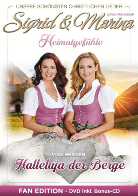Halleluja der Berge - Fan Edition