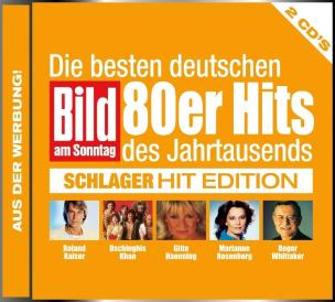 Bild am Sonntag - Die besten deutschen 80er Hits des Jahrtausends