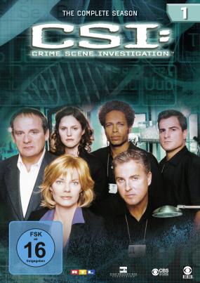 CSI Las Vegas - Season 1