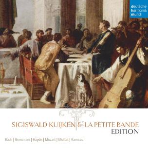 Sigiswald Kuijken Edition
