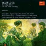 Die Lustige Witwe/Der Graf Von Luxemburg