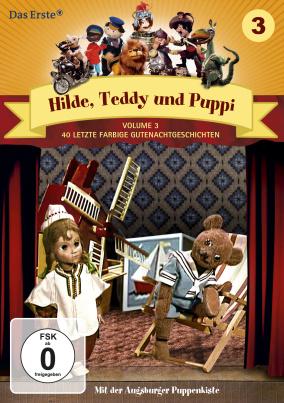 Hilde, Teddy und Puppi - Staffel 3