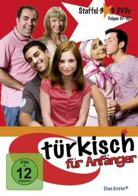 Türkisch für Anfänger St. 3 Komplettbox (3 DVDs)