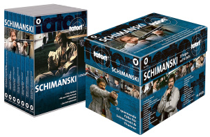 Tatort: Schimanski Ermittlerbox SONDEREDITION