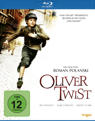Oliver Twist (Blue-ray)
