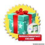 Überraschungspaket Schlager (4 CDs) - vom Umtausch ausgeschlossen
