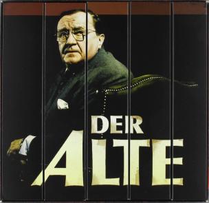 Der Alte - Siegfried Lowitz Box