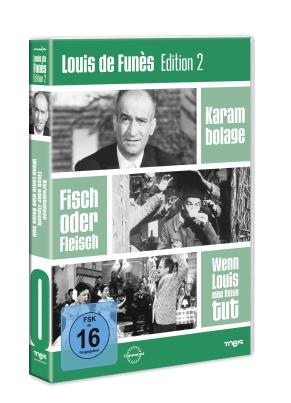 Louis de Funes - Edition 2