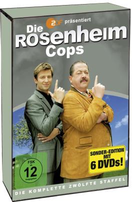 Die Rosenheim Cops - Die Komplette Staffel 12
