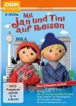 Mit Jan und Tini auf Reisen - Box 6 (DDR TV-Archiv) (s24d)