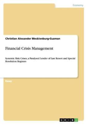 Financial Crisis Management